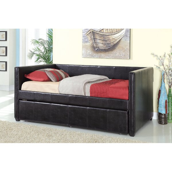 Suzanna Twin Daybed with Trundle by Hokku Designs Hokku Designs