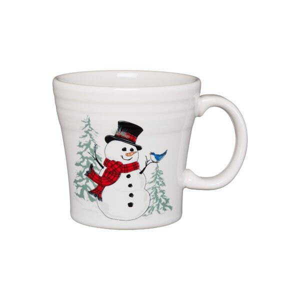 Tapered Mug Snowman by Fiesta