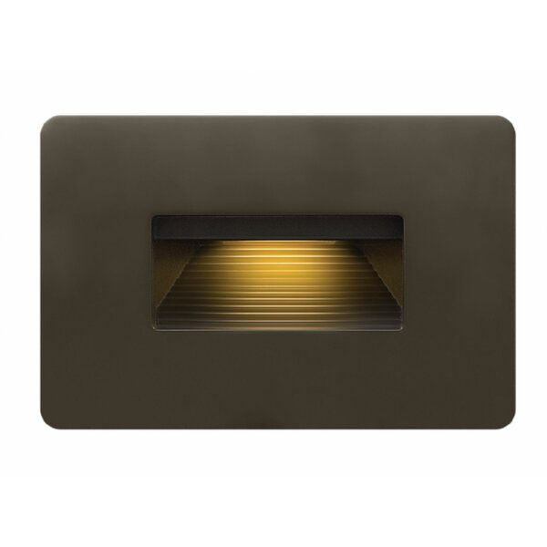 Luna 1-Light LED Step Light by Hinkley Lighting