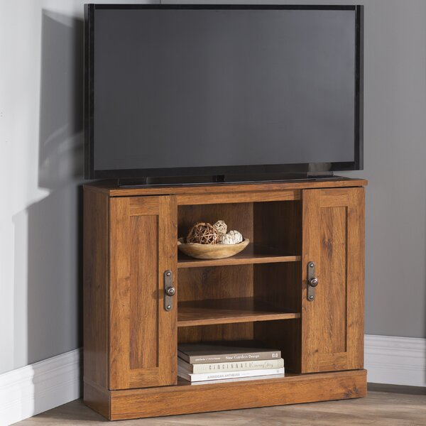Englewood Corner TV Stand for TVs up to 37 by Alcott Hill
