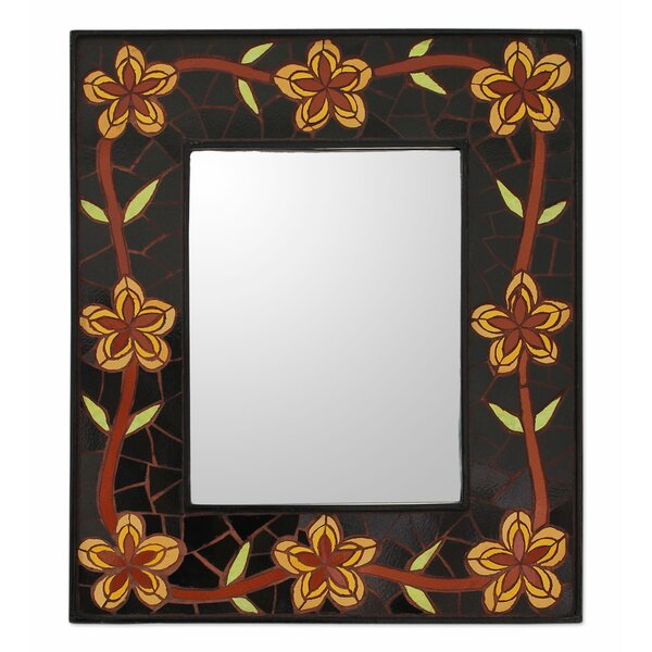 Cassia Accent Mirror by Novica