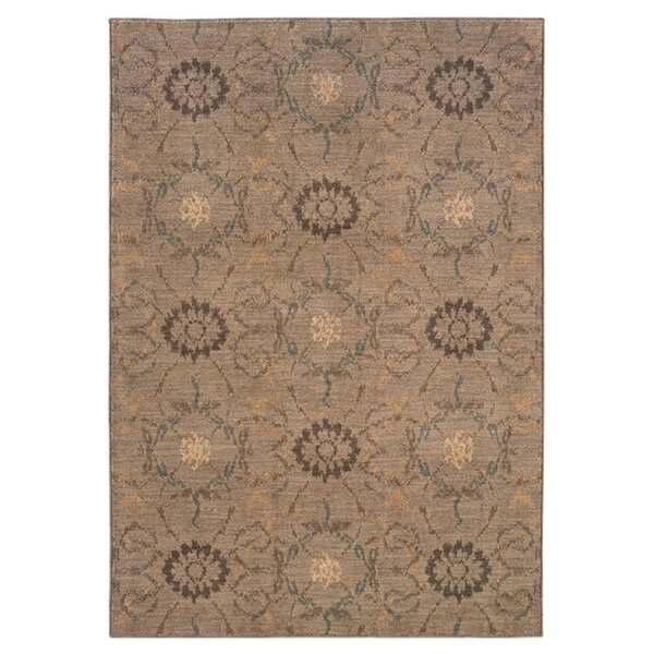 Check Price ︵ Virginia Beige Red Area Rug By Andover