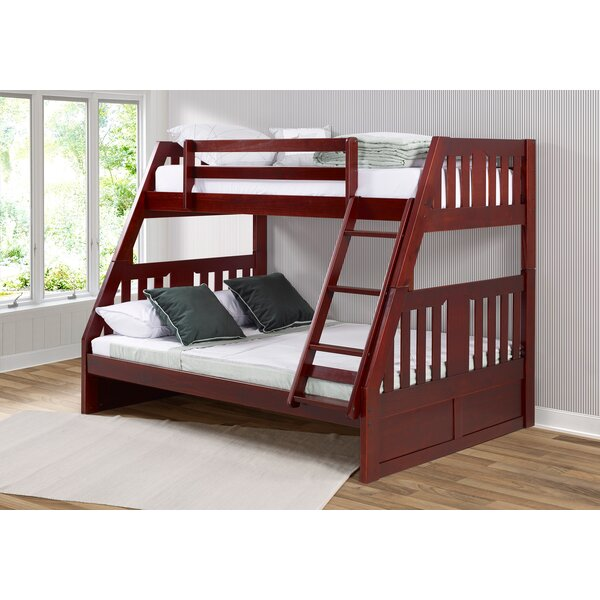 Dubbo Twin over Full Bunk Bed by Harriet Bee