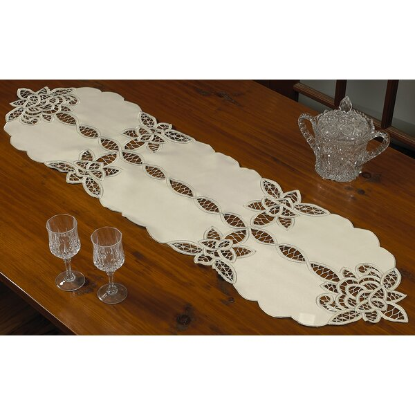 Betenburg Decorative Table Runner by Violet Linen