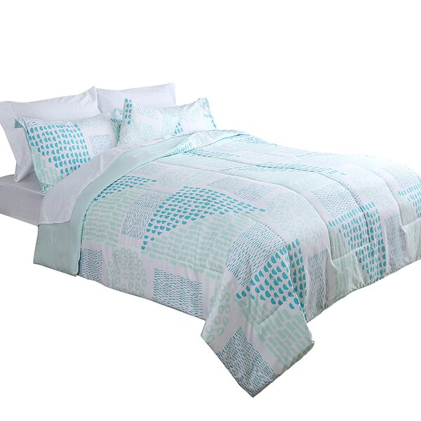 Silsden Comforter Set by Ebern Designs