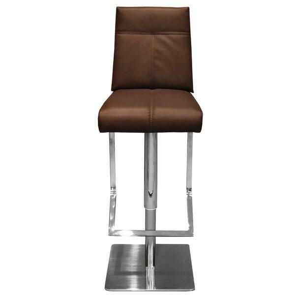Castillo Adjustable Height Swivel Bar Stool by RMG Fine Imports