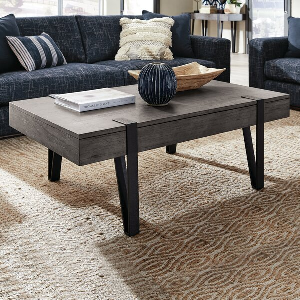 Borja Coffee Table with Storage by Foundry Select Foundry Select