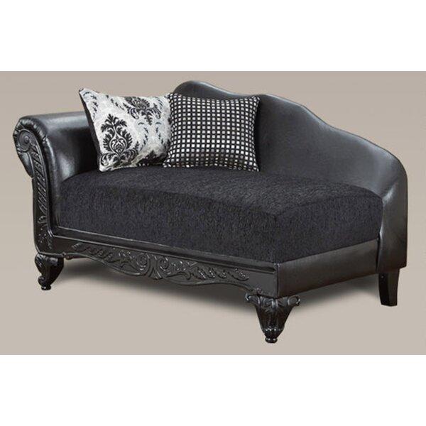 Lummus Chaise Lounge By Astoria Grand