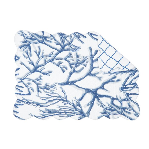 Chong Placemat (Set of 6) by Rosecliff Heights