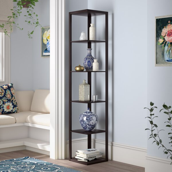 Archibald Corner Unit Bookcase by Andover Mills