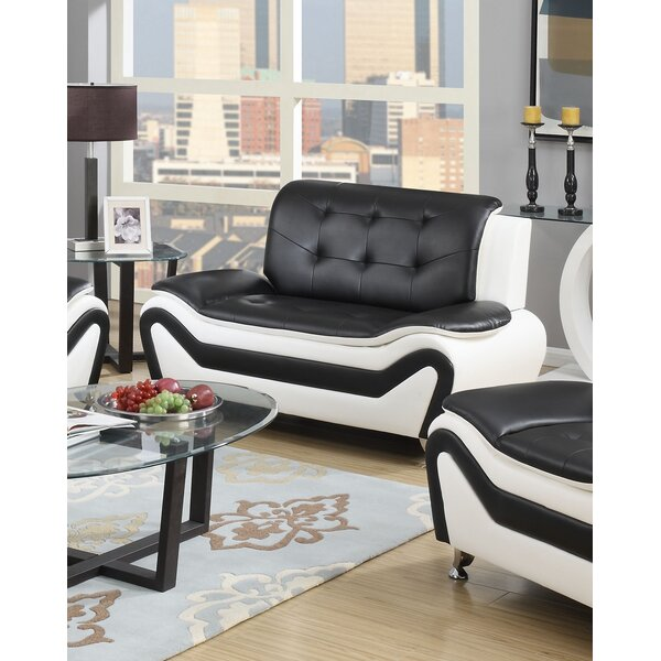 Priscila 2 Piece Living Room Set (Set of 2) by Orren Ellis