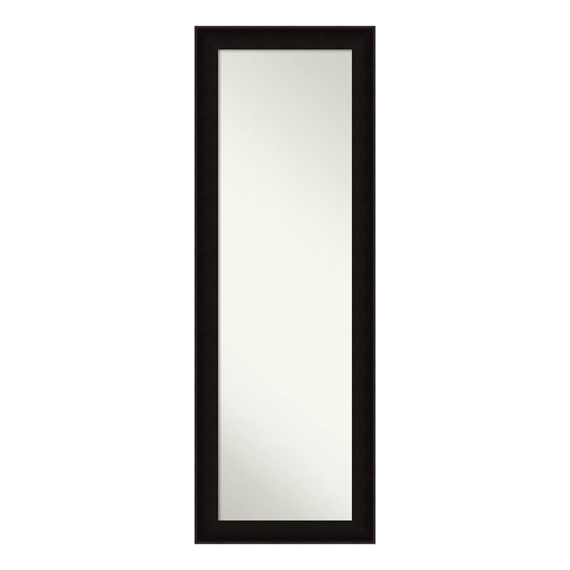 Darby Home Co Wooden Frame Full Length Mirror | Wayfair