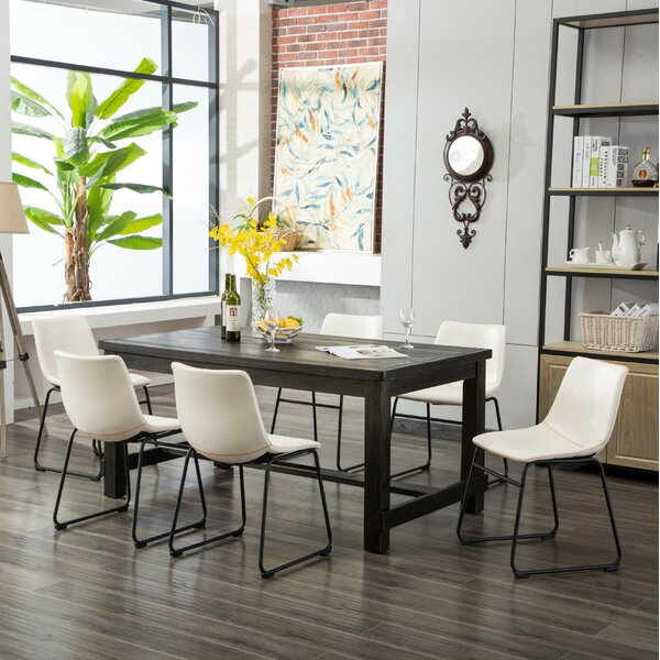 Shoemaker 7 Piece Dining Set by Union Rustic Union Rustic