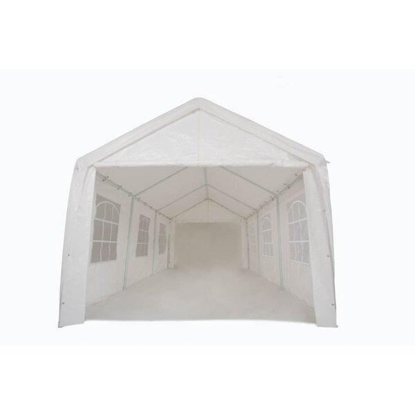 Carport Shelter 11 Ft. X 19 Ft. Canopy By Impact Shelter.