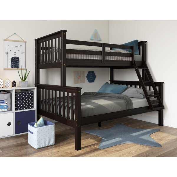Pamplin Twin Over Full Bunk Bed by Harriet Bee