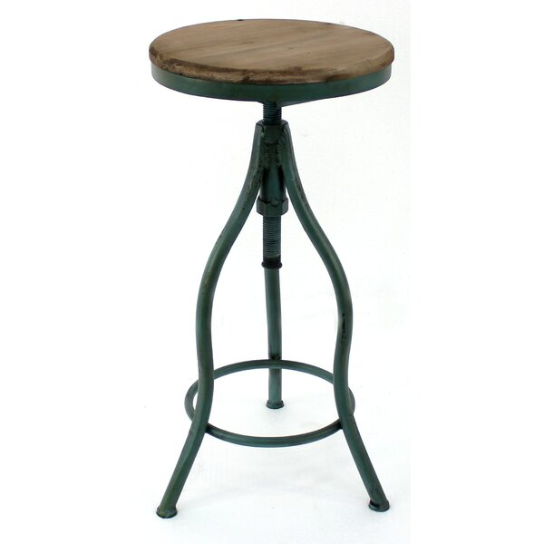 Adjustable Height Bar Stool by Teton Home