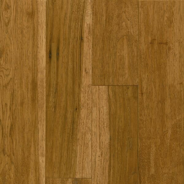 5 Solid Hickory Hardwood Flooring in Gold Rush by Armstrong Flooring