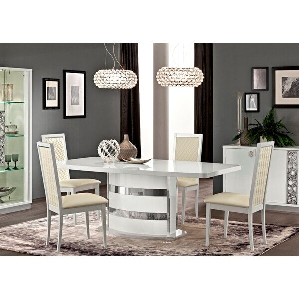 Jeterson 5 Piece Extendable Dining Set By Brayden Studio
