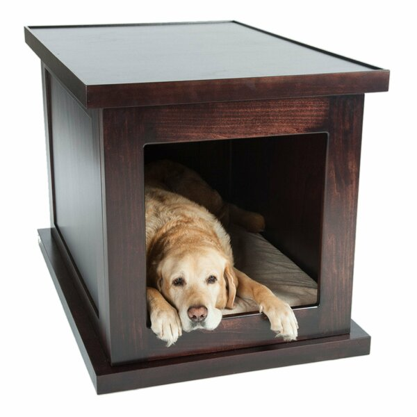Smart Anxiety Relief Pet Crate by ZenCrate