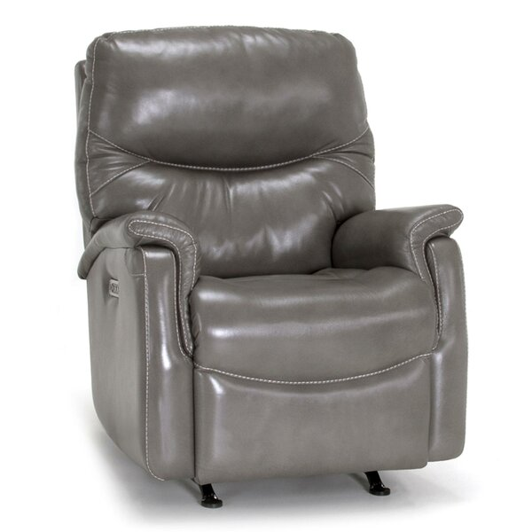 Sonoma Leather Power Rocker Recliner W002195985