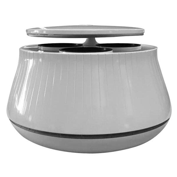 Acheson Smart Indoor Self-Watering Plastic Pot Planter by Wrought Studio