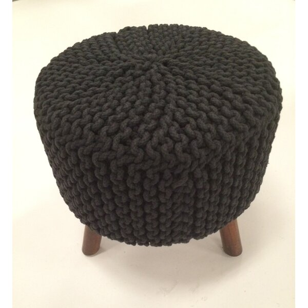 Alverez Handmade Contemporary Accent Stool by Three Posts
