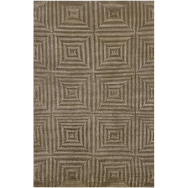 Elora Olive Area Rug by Everly Quinn