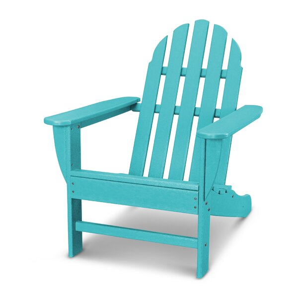 Classics Plastic Adirondack Chair by Ivy Terrace Ivy Terrace