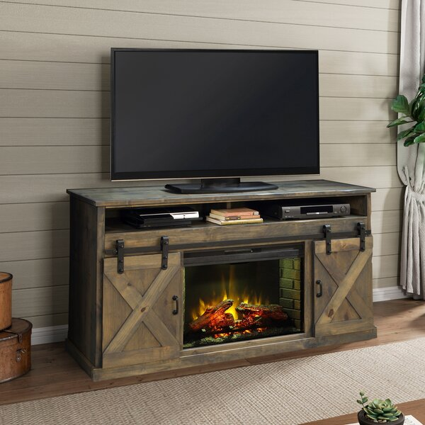 Review Pullman TV Stand For TVs Up To 85