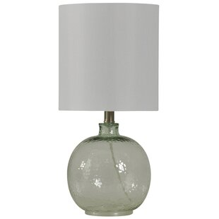 Glassclear table lamps aloadofball Choice Image