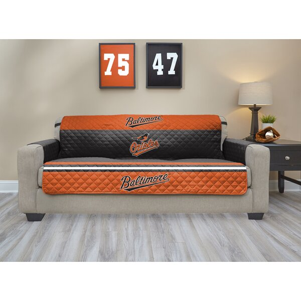 MLB Sofa Slipcover by Pegasus Sports