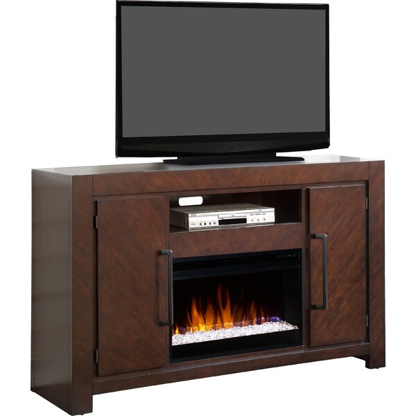 Lake Macquarie 61.5 TV Stand with Fireplace by Brayden Studio