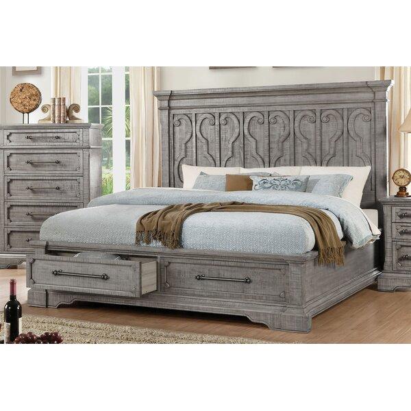 Freya Storage Platform Bed by One Allium Way One Allium Way