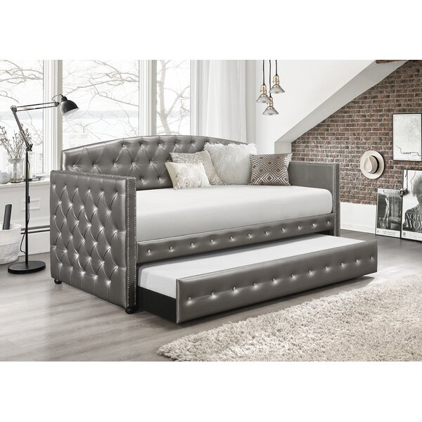 Bertie Twin Daybed with Trundle by Mercer41