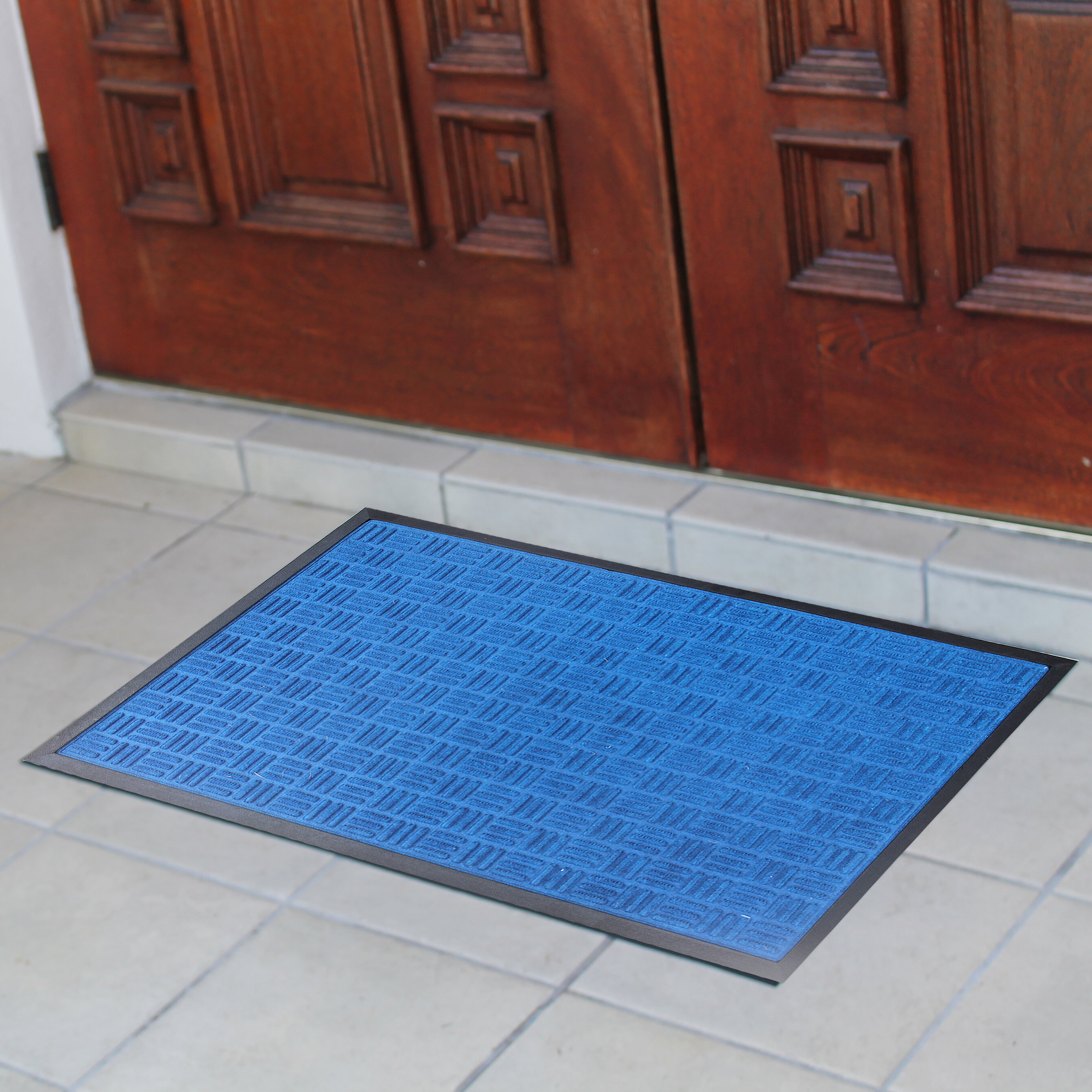 cluster pdx outdoor reviews rugs wayfair home door mat doormat envelor coco welcome coir