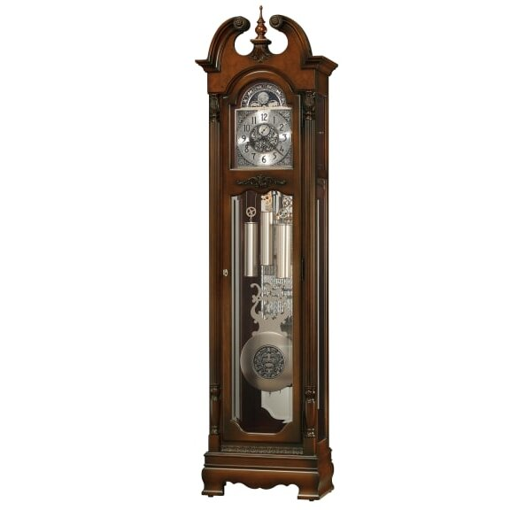 Grayland 86 Grandfather Clock by Howard Miller®