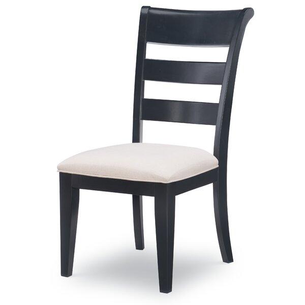 Midville Upholstered Ladder Back Side Chair (Set Of 2) By Gracie Oaks