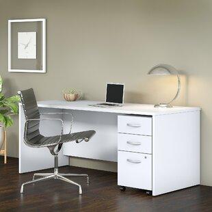 Great choice Studio C 2 Piece Desk Office Suite ByBush Business Furniture