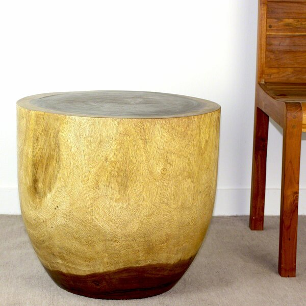 Lavine End Table by Union Rustic