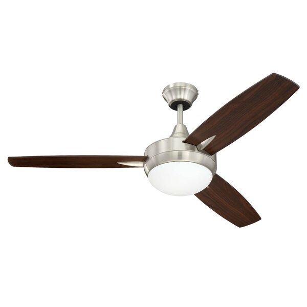 48 Knarr 3-Blade Ceiling Fan by Orren Ellis