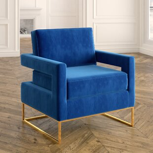 Buy luxury Canterbury Lounge Chair By Everly Quinn