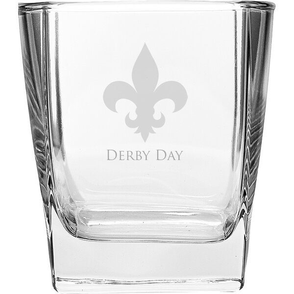 Derby Day Glass Every Day Glasses (Set of 4) by Cathys Concepts