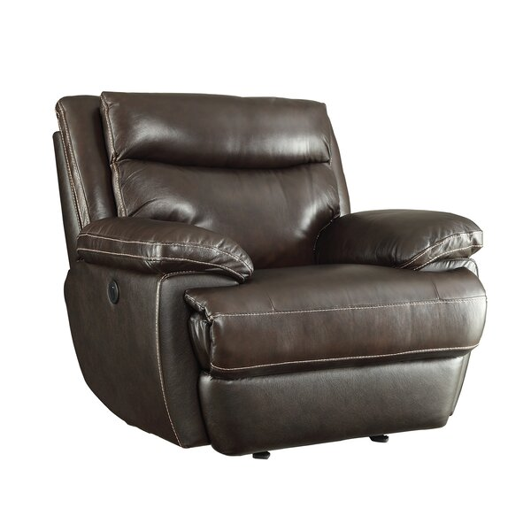 Hughes Power Glider Recliner [Red Barrel Studio]