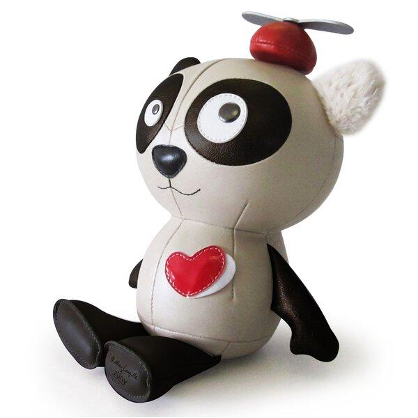 Zicurs Panda Bookend by Zuny