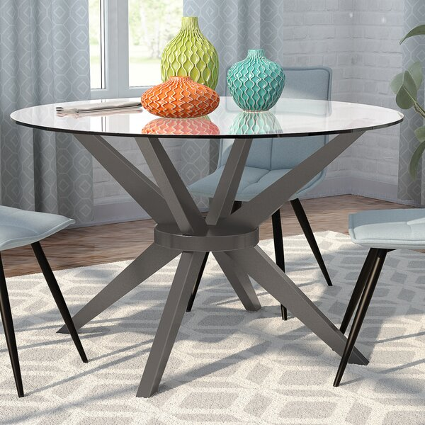 Gochenour Dining Table by Mercury Row