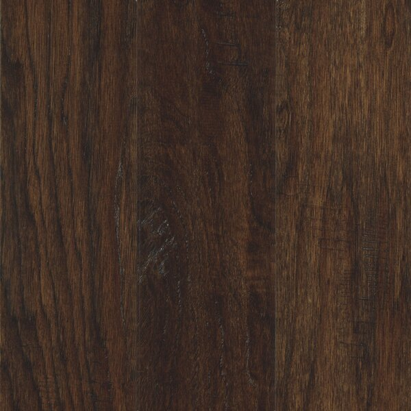 Westland 5 Engineered Hickory Hardwood Flooring in Espresso by Mohawk Flooring