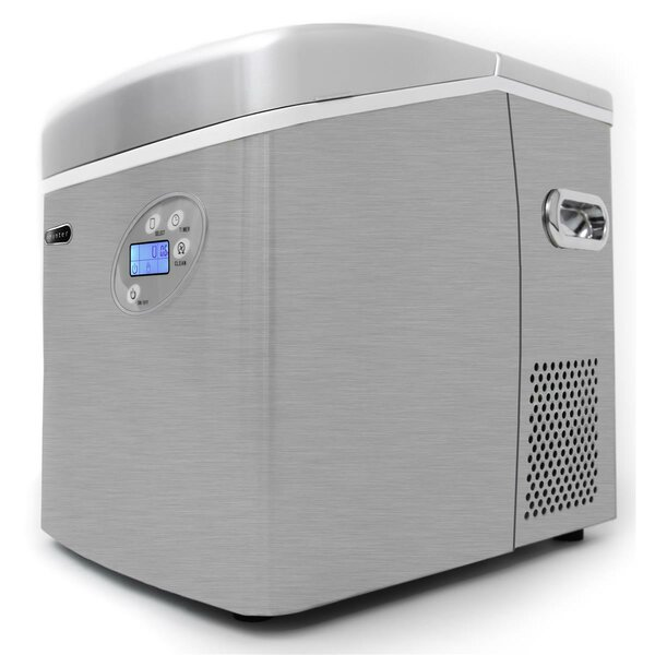 49 lb. Daily Production Freestanding Ice Maker by Whynter