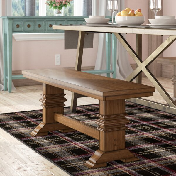 Ringgold Bench by Laurel Foundry Modern Farmhouse