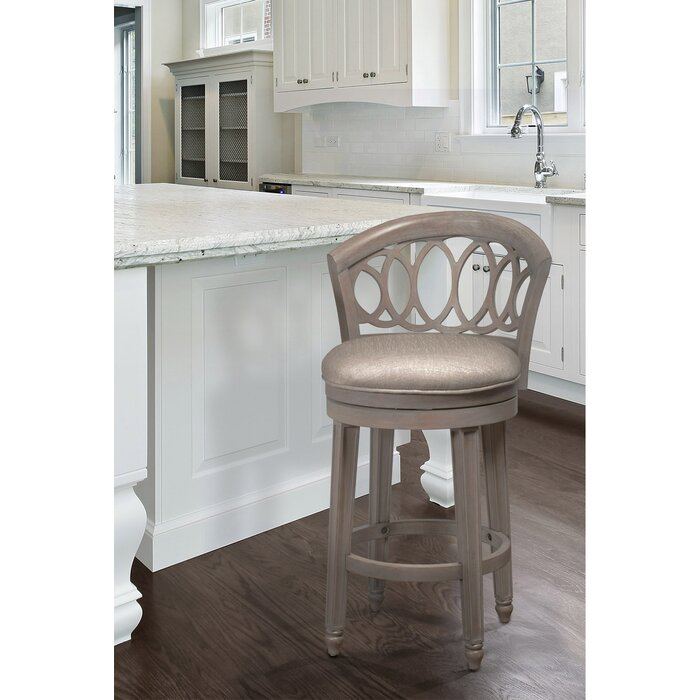 Awesome Carlsbad Bar Counter Swivel Stool Inzonedesignstudio Interior Chair Design Inzonedesignstudiocom