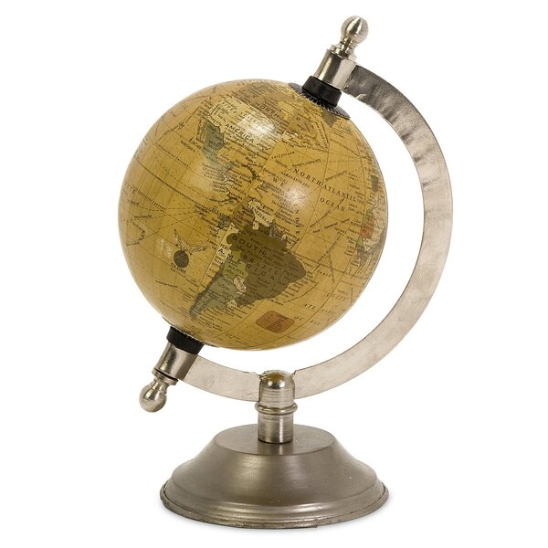 Celestial Designed Globe with Base by Alcott Hill